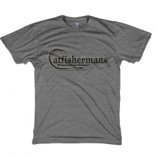 Catfishermans Shirt Sleeve Cotton TEE